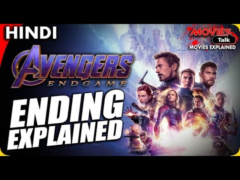 Download AVENGERS ENDGAME : Ending Explained In Hindi Mp4 HD Video and MP3