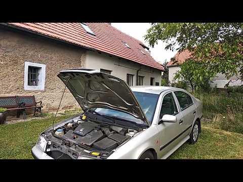 Авто из Чехии   Шкода Октавия 1999 год авто из Европы видео