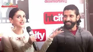 Wazir FAQ: In Conversation With Farhan Akhtar, Aditi R Hydari & Vidhu Vinod Chopra