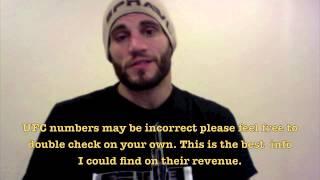 Jon Fitch talks money