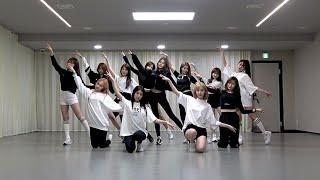 [IZ*ONE-Violeta] Dance Practice Mirrored