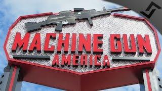 Shooting WW2 Guns And AK47  Machine Gun America  M1911 M1 Garand MP40 Sterling SMG AK47