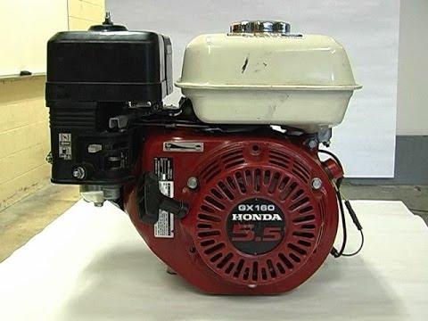Honda GX Series Carburetor Service