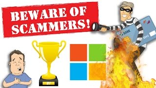 Don't Try To Scam An Ex-Microsoft Employee Or You Will Regret It!