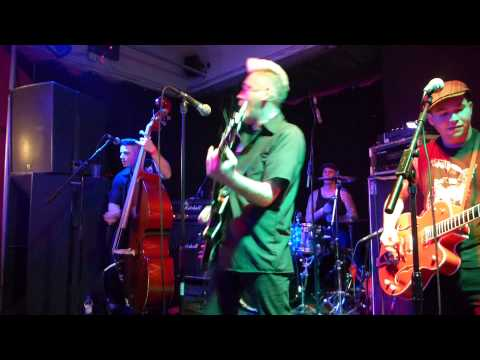 Guitar Slingers -Guns Of Diablo / I Feel Psycho @ the Boston Arms, New Years Eve Special, 31.12.2012