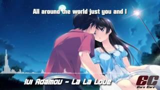 Nightcore - La La Love (Eurovision 2012 Cyprus)【Lyrics】「EuroCore」
