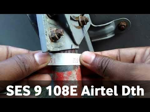 Airtel digital tv | Airtel dish direction setting from free to air