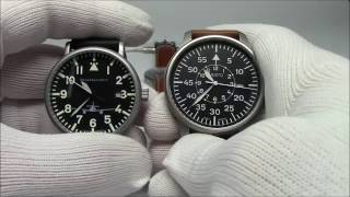 Pilot's Watches Under $200-Flying on a Budget