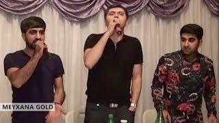 POPURİ MUSİQİLİ MEYXANA (Sebuhi, Ruslan, Perviz, Kamran, Elnur) Meyxana 2017