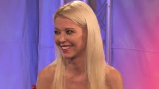 Tara Reid Talks To TooFab