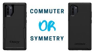 OtterBox Cases for the Galaxy Note 10+ | Commuter and Symmetry