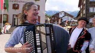Thumbnail of the video 'Zermatt, Springboard for the Matterhorn '