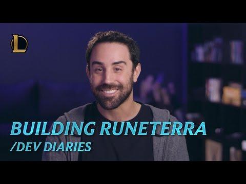 Building Runeterra | /dev diary - League of Legends