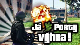 DOSTAL JSEM HO! GTA 5 s Portym