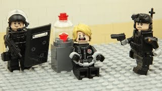 LEGO SWAT - The ROBBERY
