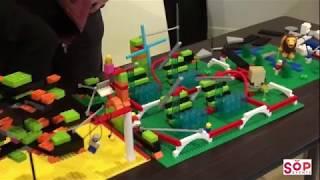 SOP Events - Animation team building jeu de construction