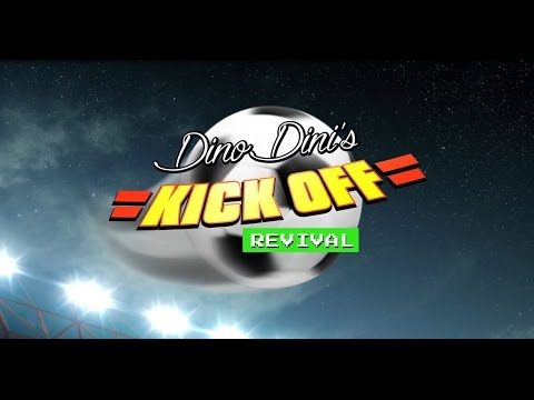 Kick Off Revival - First Gameplay Trailer thumbnail