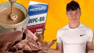 WPC-80 Erdnussbutter... oder doch nicht? - Quick Taste   Fitness Food Corner