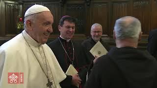 Papa Francesco a Loreto: tutta la visita in un minuto