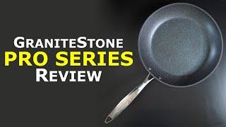 New GraniteStone Pro Series Pan Review: Better Than the Original?