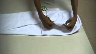 Fold Lab Coat