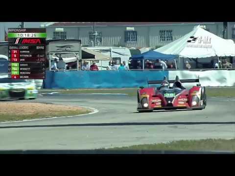 12 Horas de Sebring 2017: Resumen y seguimiento a los pilotos regios.