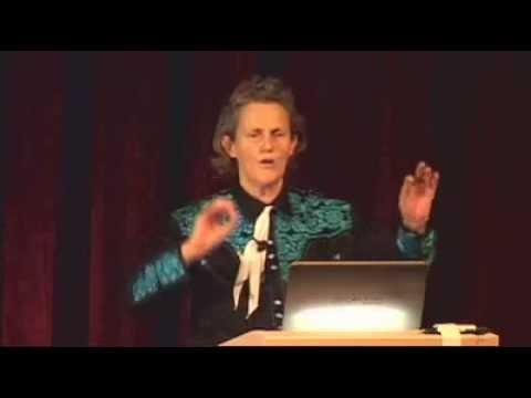 Dr. Temple Grandin - Understanding The Animals In Your Life