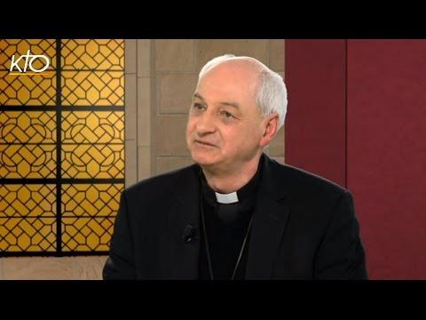 Diocèse de Coutances et Avranches - Mgr Laurent Le Boulc'h