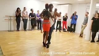 Marcia Et Nichols   Nha Amor ** Lionel & Vanessa__Kizomba