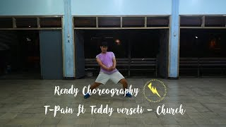 VERSETI VERSETI CHURCH FEAT.TEDDY BAIXAR FEAT.TEDDY T-PAIN