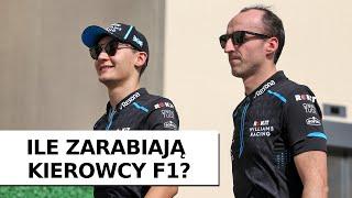 Zarobki kierowców Formuły 1. Ile dostawał Kubica? Czy to koniec eldorado? || Ósmy bieg #97