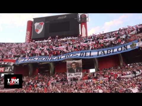 """""""River vos sos mi vida + Gol Mercado - River vs. Quilmes - Torneo Final 2014"""" Barra: Los Borrachos del Tablón • Club: River Plate • País: Argentina"""