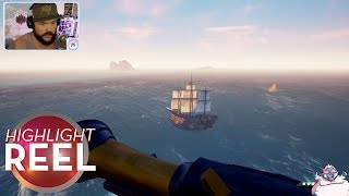Highlight Reel #388 - Sea of Thieves Pirate Is A One-Man Navy
