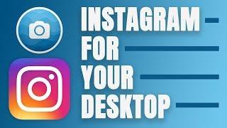 HURRY - Instagram for Mac Desktop - Flume App Review
