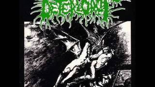 Deteriorot (US,NJ) - Manifested apparitions of unholy spirits (1993)