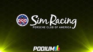 Porsche Club of America Sim Racing Series | Round 3 at Lime Rock Park