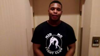 BRAWL INC: LT Heavyweight Nathaniel Sawyer - POST FIGHT INTERVIEW