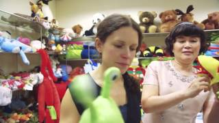 IKEA Soft Toys For Education 2015:  Kids Designing For A Good Cause