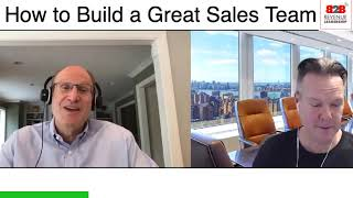 THE SMART WAY TO LEAD A SALES TEAM - The Brutal Truth about Sales Podcast