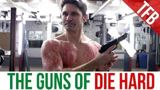 The Guns of Die Hard (Which is a Christmas Movie)
