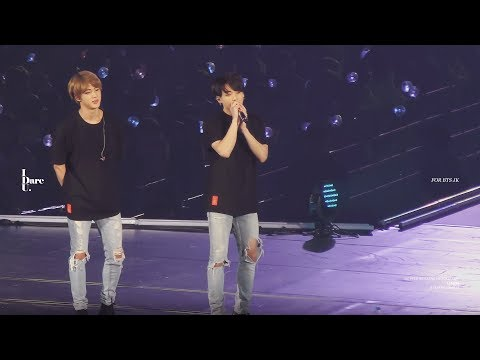 190216 LOVE YOURSELF CONCERT In Fukuoka - LEMON 방탄소년단 BTS 정국 직캠 JUNGKOOK Focus.