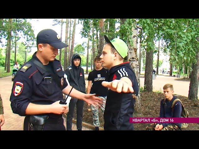 В Ангарске не хватает блюстителей порядка