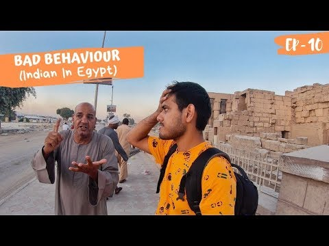 Download EGYPT : HOW PEOPLE TREAT AN INDIAN TOURIST 😡 #INDIANINEGYPT  EP-10 . HD Mp4 3GP Video and MP3
