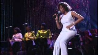 Whitney Houston - Why Does Tt Hurt So Bad - Live!