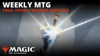 Weekly MTG | Final Double Masters Previews