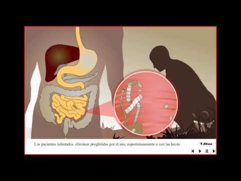 Tabletták a paraziták megtisztításához