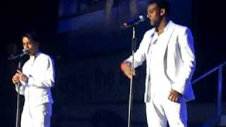 X Factor - JLS - I'm Already There (Tour 2009, Nottingham)
