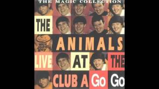 The Animals - Bo Diddley (Live At The Club A Go Go 1963)