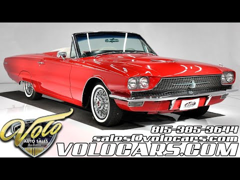 1966 Ford Thunderbird (CC-1389398) for sale in Volo, Illinois