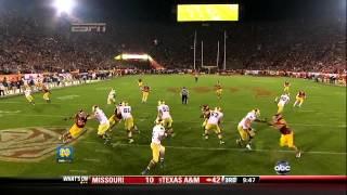 Notre Dame 22, USC 13   Notre Dame Football